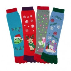 00332   -   ACRYLIC KNIT TOE SOCKS