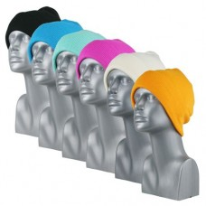 00790   -   ACRYLIC KNIT SUPER STRETCH CUFF HAT