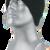 00798   -   ACRYLIC KNIT SUPER-STRETCH CUFF HAT   -   BLACK ONLY