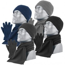 00819   -   ANTI-PILL SPORT FLEECE BEANIE