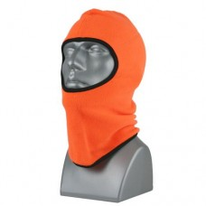 00877   -   BLAZE ORANGE SPORT FLEECE BALACLAVA FACE MASK
