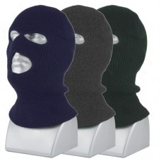 00948  -   ACRYLIC KNIT 3-HOLE STRETCH FACE MASK