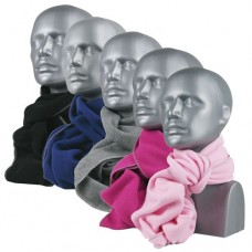 00952   -   SUPER-SOFT MICROFLEECE INFINITY SCARF