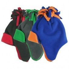 32128  -  BOYS SPORT FLEECE HELMET