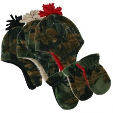32134  -  BOYS SPORT FLEECE CAMO SET