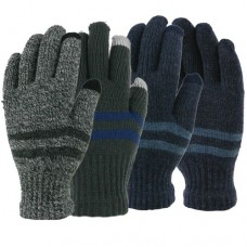 33075   -   ACRYLIC KNIT TOUCHSCREEN GLOVE