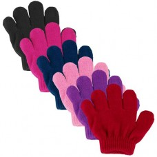 34114   -   BOYS/GIRLS KNIT STRETCH GLOVE