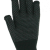 36123   -  ACRYLIC GRIPPER STRETCH GLOVE   -   BLACK ONLY