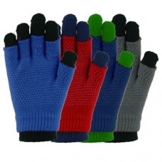 37143   -   2-IN-1 KNIT STRETCH  GLOVE