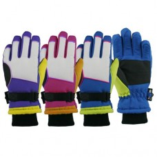 41030   -   TUSSER COLOR BLOCK SKI GLOVE