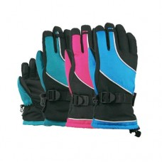 41211   -   GLITTER PIPING SNOWBOARD GLOVE