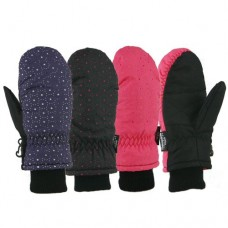 41702   -   TAFFETA CUT-OUT SKI MITTEN