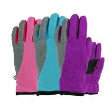 42134   -   2-TONE MICROFLEECE FASHION GLOVE
