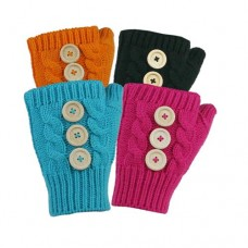 42170   -   FINGERLESS CABLE KNIT FASHION GLOVE