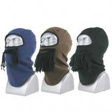 60320  -  NOVELTY BEARDED BALACLAVA FACEMASK