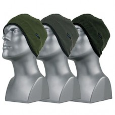 60464   -   WAFFLE SPORT FLEECE BEANIE WITH EAR COVERS