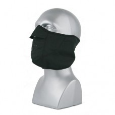 60872   -   BEC-TECH SPORT FLEECE MESH HALF FACE MASK