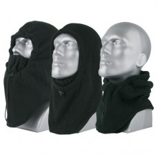 60874   -   WICKING SPORT FLEECE 3-IN-1 HEADCOVER-MASK-NEC GAITER