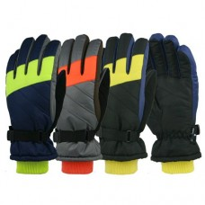 63108   -   TUSSER COLORBLOCK SKI GLOVE