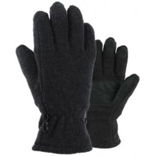 63134B   -   SPORT FLEECE GLOVE - BLACK ONLY