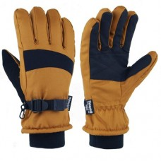 63425  -   WORKWEAR BROWN OXFORD SKI GLOVE