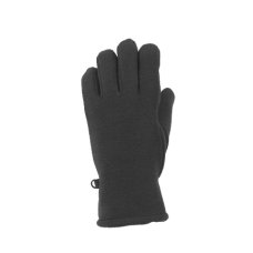 65202B   -   SUPER-SOFT MICROFLEECE GLOVE - BLACK ONLY