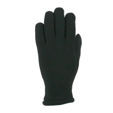 65208B   -   MICROFLEECE TOUCHSCREEN GLOVE  -  BLACK ONLY