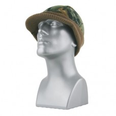 66110   -   CAMO SPORT FLEECE VISOR HAT