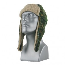 66114   -   CAMO SPORT FLEECE TRAPPER