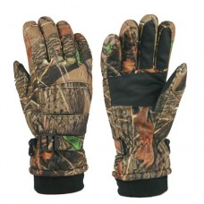 66253   -  HIGHLAND FOREST BRUSHED TRICOT SKI GLOVE