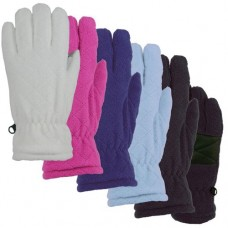 73125  -  DIAMOND FLEECE TOUSHCREEN GLOVE