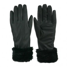 73450   -   FAUX LEATHER TOUCHSCREEN CASUAL GLOVE