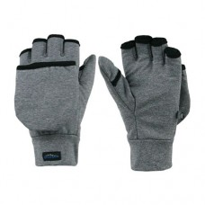 74020   -   HEATHERED GRAY SPORT FLEECE GLOMITT