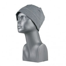 75042   -   HEATHERED GRAY SPORT FLEECE BEANIE