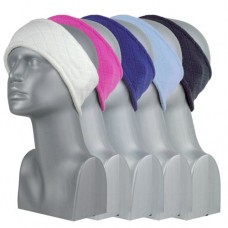 75140  -  DIAMOND FLEECE HEADBAND