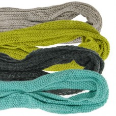 76046   -   HAND-KNIT INFINITY SCARF