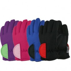 87133   -   BOYS/GIRLS TASLON SKI GLOVE
