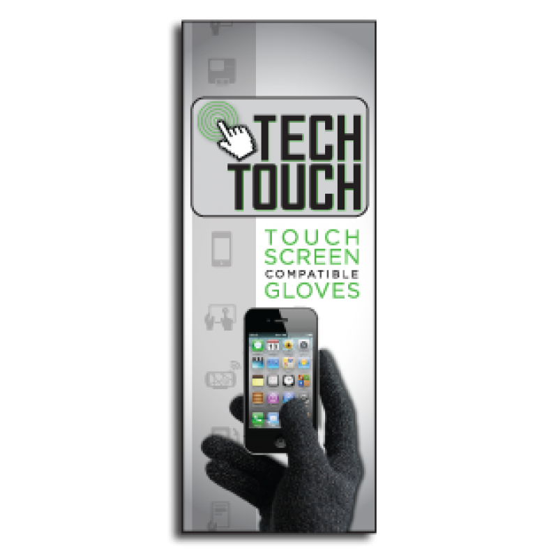 How Touch Screen Glove Technology Works