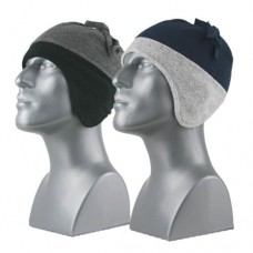 00675  -   SPORT FLEECE TWO-TONE HELMET