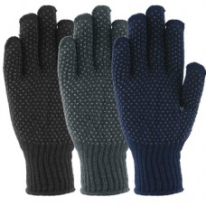 33072   -   ACRYLIC KNIT GRIPPER GLOVE