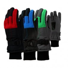 54195   -   TASLON & FLEECE SKI GLOVE