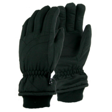 65229   -   MICROFIBER SKI GLOVE - BLACK ONLY