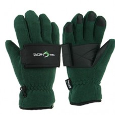 68115  -  GREEN SPORT FLEECE TAILGATOR BEVERAGE GLOVE