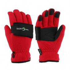 68120  -   RED SPORT FLEECE TAILGATOR BEVERAGE GLOVE