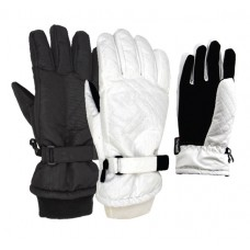 71238  QUILED EMBOSSED SKI GLOVE