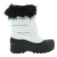 802601 - GIRL'S FAUX FUR SNOW BOOT