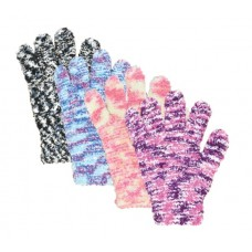 35118   -  SPACEDYE MICROCHENILLE STRETCH GLOVE
