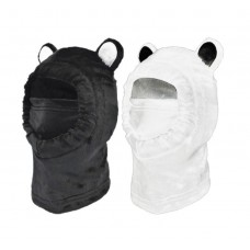 37052  -  BOY & GIRL FURRY FLEECE BALACLAVA MASKS
