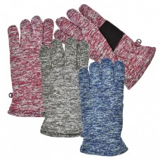 73102   -   MELANGE FLEECE GLOVE