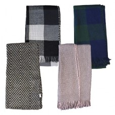 76042   -   KNIT OVERSIZED SCARF ASSORTMENT